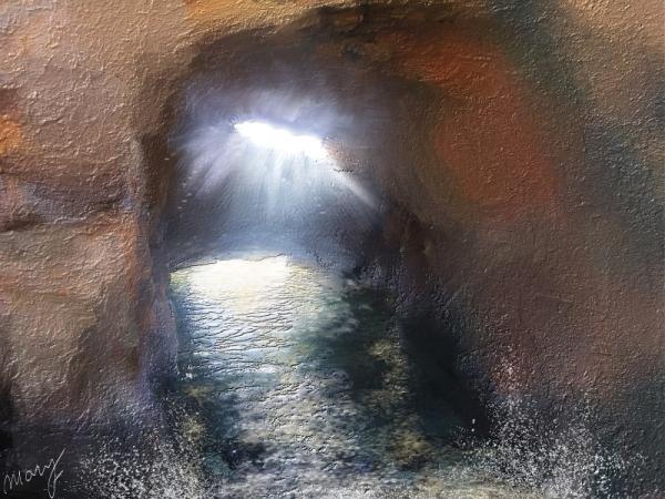 Cueva en Mazarrón