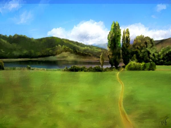 Lago Montcortes